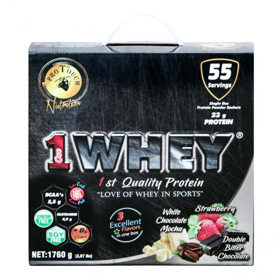Protouch 1Whey 1760 Gr 55 Servis | MaçoLifeStyle