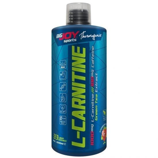 Big Joy L-Carnitine 1000 Ml | MaçoLifeStyle