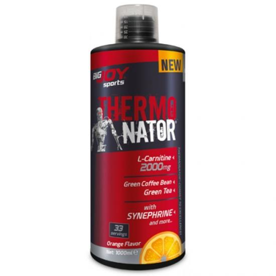 Big Joy Thermonator L-Carnitine 1000 ML | MaçoLifeStyle