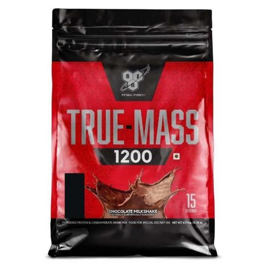 BSN True Mass 1200 Gainer 4800 Gr | Maçolifestyle