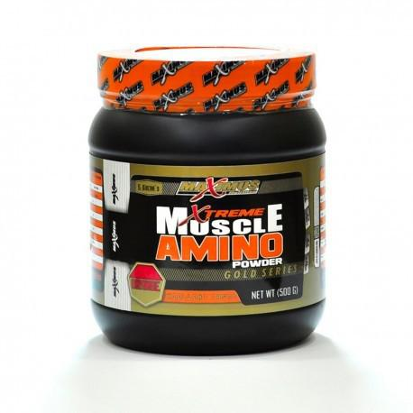 Maximus Nutrition Muscle Amino Powder 500 Gr | MaçoLifeStyle