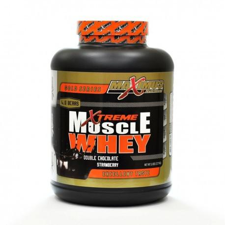 Maximus Nutrition Muscle Whey Protein 2270 Gr | MaçolifeStyle