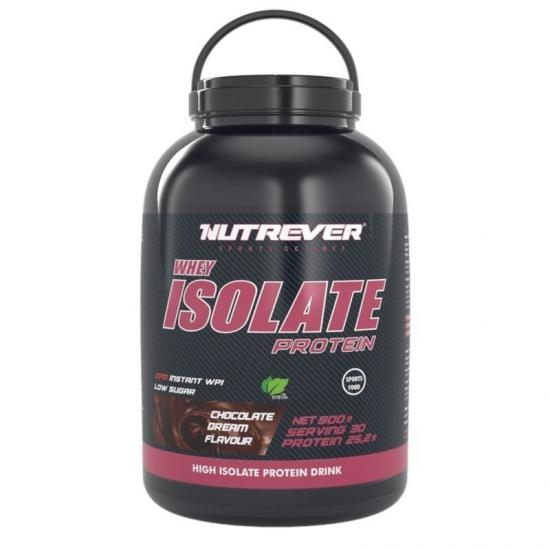 Nutrever Whey Isolate Protein 900 Gr | MaçoLifestyle