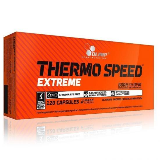 Olimp Thermo Speed Xtreme 120 Kapsül | MaçoLifeStyle