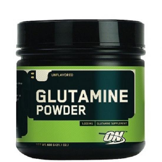 Optimum Glutamine Powder 630 Gram | MaçoLifeStyle