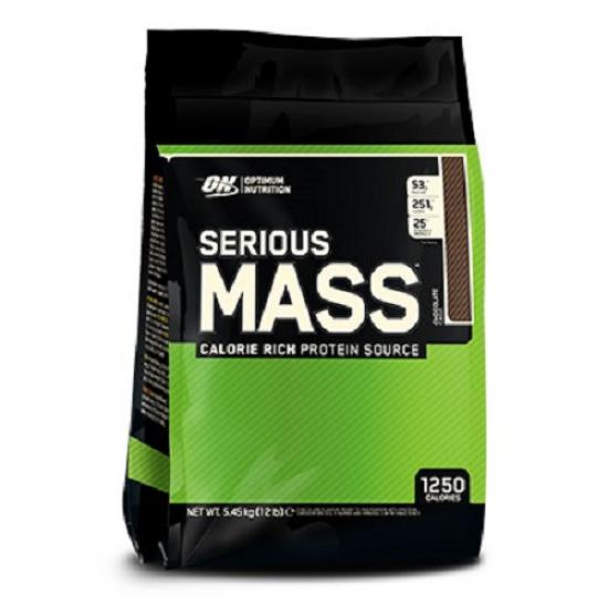 Optimum Serious Mass 5450 Gr | MaçoLifeStyle